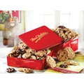 Mrs. Fields Original Cookies, Red Tin, 60 Pieces