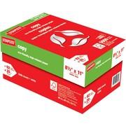 Staples® – Papier à copies certifié FSC, 20 lb, 8 1/2 po x 11 po, bte