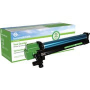 Sustainable Earth by Staples – Cartouche de toner noire, tambour, remise à neuf, Sharp AL-100DR (SEBAL100DRC)