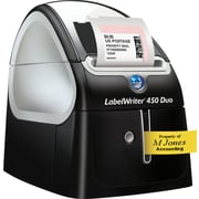 DYMO® LabelWriter 450 Duo Label Printer