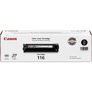 Canon 116 Black Toner Cartridge (1980B001AA)