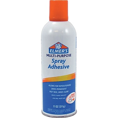 Elmer's Multi-Purpose Spray Adhesive, 11 oz