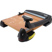 "X-ACTO® WoodLaser Paper Trimmer Deluxe Wood Base, 12"" x 12"""