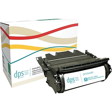Diversity Products Solutions by Staples™ Reman Laser Toner Cartridge, Lexmark T640, High Yield