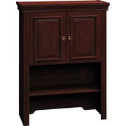 Bush® Syndicate Lateral File Hutch, Harvest Cherry, Fully Assembled