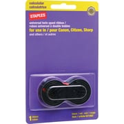 Staples® 16602 Universal C-Wind Calculator Ribbon