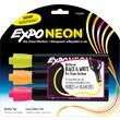 Sanford® EXPO® DryErase Marker, Bullet Tip, Assorted, 3/Pack