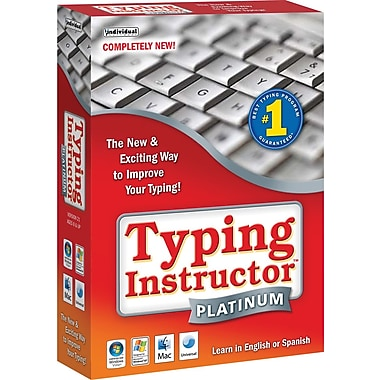 Typing Instructor Platinum (PC/MAC) [Boxed]