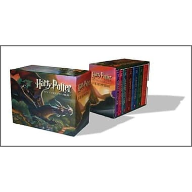 Harry Potter The Complete Series, Used Book