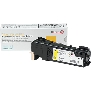 Xerox Phaser 6140 Yellow Toner Cartridge (106R01479)