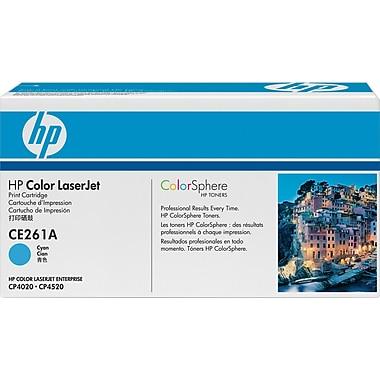 HP CE261A Cyan Toner Cartridge