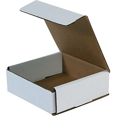 6in. x 6in. x 2in. Staples® Corrugated Mailers