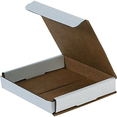 6in. x 6in. x 1in. Staples® Corrugated Mailers