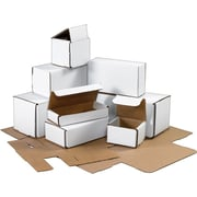 6 1/2 x 4 7/8 x 2 5/8 Staples® Corrugated Mailers, 50/Bundle