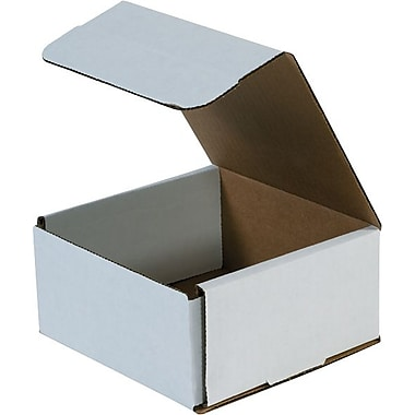 8in. x 8in. x 4in.  Corrugated Mailers