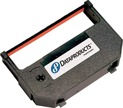 DataProducts Black Red Calculator Ribbon R1467 Compatible w Monroe P71