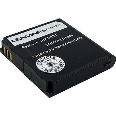 Lenmar Replacement Battery for HTC Touch Pro, XV6850  Personal Data Assistant