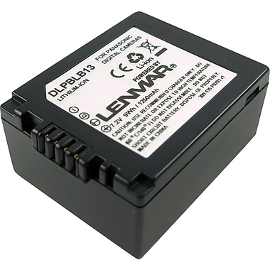 Lenmar Replacement Battery Panasonic Lumix DMC-G1, DMC-G1A, DMC-GH1 Digital Cameras