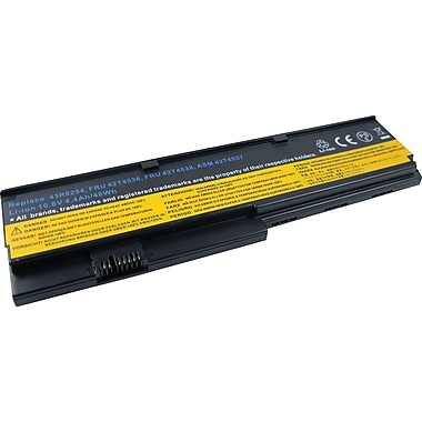 Lenmar Replacement Battery for Lenovo (IBM) ThinkPad X200 Series, X200s Series Laptop Computers