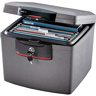 SentrySafe Waterproof Fire-Resistant File Safe
