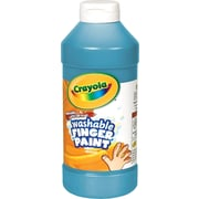 Crayola® Washable Blue Finger Paint