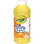Crayola® Washable Yellow Finger Paint