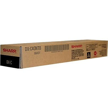 Sharp Black Toner Cartridge (DX-C40NTB)