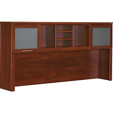 Bush® Somerset Collection Hutch, Hansen Cherry