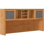 Bush® Somerset Collection Hutch, Maple Cross