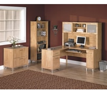 bush somerset collection maple cross bush home office furniture