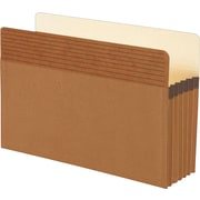 Smead® Easy Grip Pockets Expanding File, Legal, 5 1/4 Expansion, 10/Box