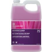 Sustainable Earth® by Staples® #70 Restroom Cleaner Washroom Cleaner, Quick Mix, 1 Gallon, 4/Ct