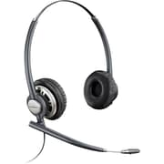 Plantronics HW301N EncorePro Wired Office Telephone Headset with Noise Canceling
