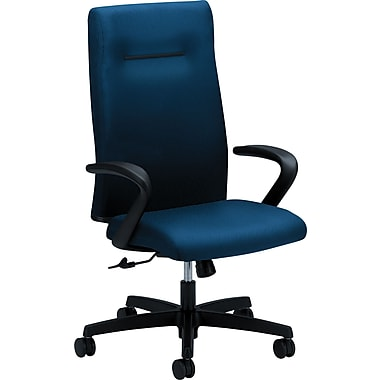 HON Ignition Executive High-Back, Pneumatic, Swivel/Tilt Chair, Mariner