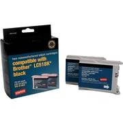 Staples® – Cartouches d'encre noire remises à neuf, Brother LC51, paq. double (SIB-R10B2)