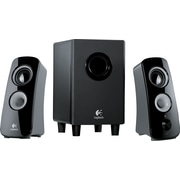 Logitech Z323 30W Speakers and Subwoofer for Multiple Devices, Black (980-000354)