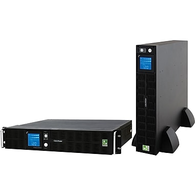 CyberPower PR1500LCDRT2U Smart App Sinewave Series UPS 1500VA, 1350 Watt, 8-Outlets
