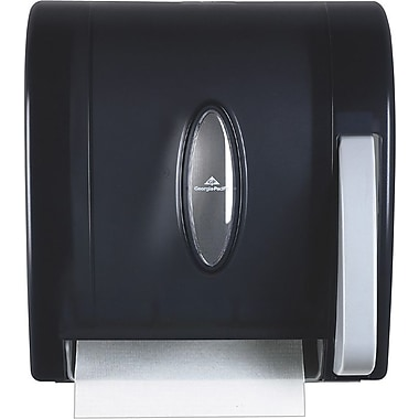 Georgia-Pacific Hygienic Push-Paddle Hardwound Paper Towel Dispenser