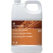 Sustainable Earth® by Staples® #82 Floor Care Floor Stripper, 1 Gallon, 4/Ct