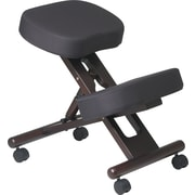 Office Star KCW778 Knee Chair, Black