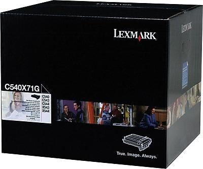 Lexmark Black Imaging Kit C540X71G
