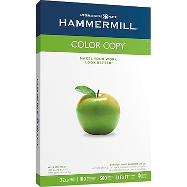 HammerMill® Color Copy Digital Paper, 12in.x18in., Ream