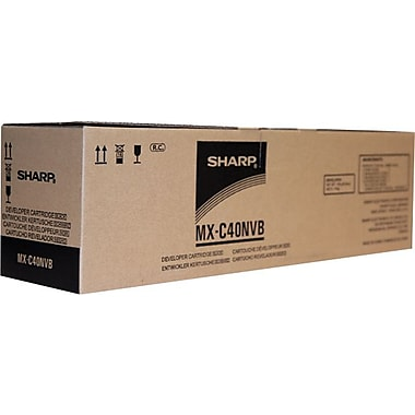 Sharp Black Developer (MX-C40NVB)