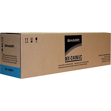 Sharp Cyan Developer (MX-C40NVC)