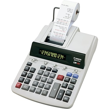 Canon MP41DHII Printing Calculator