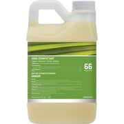 Staples® #66 Disinfectant and Sanitizer Cleaner, Handy Mix, 64 Oz., 3/Ct