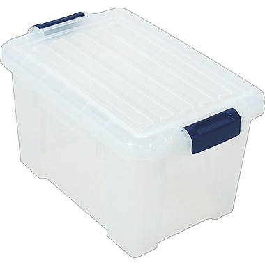 Staples® 6.75  Gallon Tote