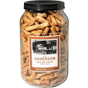 Anderson Honey Wheat Pretzels, 1-1/2 lbs.