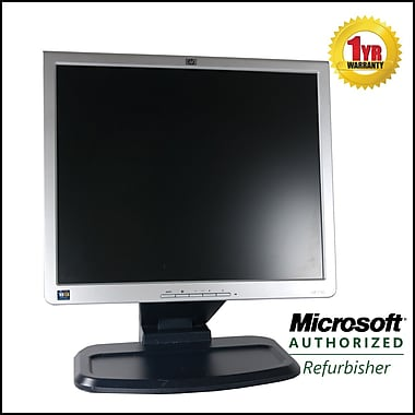 HP 17in. Refurbished LCD Monitor
