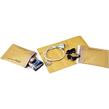 Jiffy® Pull-Tape Padded Mailer, 7-1/4